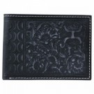 Hooey Signature Black Wallet