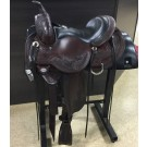 "Used 15"" Circle Y Julie Goodnight Wind River Trail Saddle"
