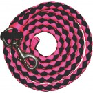 Hand Braided Nylon Lead