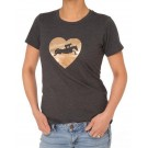 Gray & Bay Rose Gold Collection T-Shirt-Hunter/Jumper