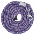 Round Nylon Lead with Snap