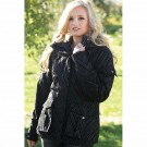 Ladies Cinch Winter Jacket