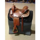 Big Horn Barrel Saddle