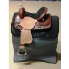 American Barrel Saddle