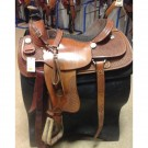 """17"""" Used Billy Cook Roping Saddle"""