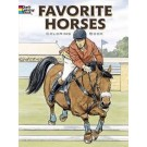 Favourite Horses Colouring Book
