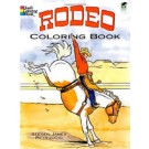Rodeo Colouring Book