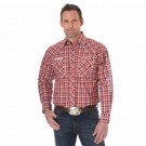 Men's Wrangler Logo Performance Shirt MHS213M