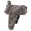 Camo Western Saddle Cover