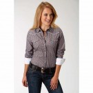 Ladies Roper Western Shirt