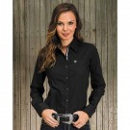 Ladies Ariat Kirby Black Shirt