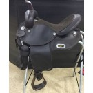 "Used 15.5"" Wintec Synthetic Barrel Saddle"