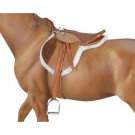 Breyer English Devon Hunt Seat Saddle
