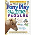 Pony Play Games and Puzzle Book