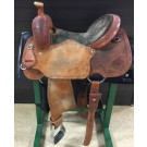 "Used 15"" Circle Y Bethany XP All Around Saddle"