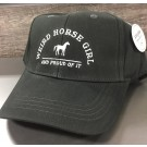 Spiced Equestrian Weird Horse Girl Ringside Hat