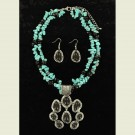 M&F Western Necklace Set