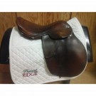 "16.5"" Cliff Barnsby Close Contact Saddle"