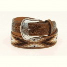 Men's Beaded Nocona Belt