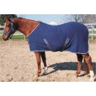 Polar Fleece Dress Sheet -Navy