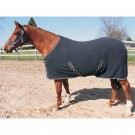 Polar Fleece Dress Sheet -Black