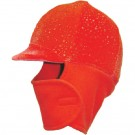 Coloured Fleece Helmet Cover