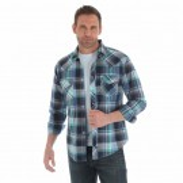 Men's Wrangler Retro Western Shirt MVR338M