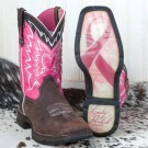 Ladies Durango Pink Boots