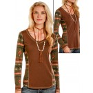 Ladies Panhandle Longsleeve Shirt