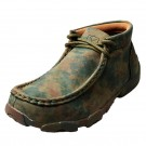 Men's Twisted X Camo Driving Moc