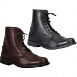 Tuff Rider Children's Laced Paddock Boots