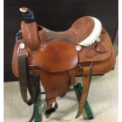 "Used 16"" Billy Cook Roper Saddle #4024"