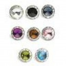 Hobby Horse Bijou Crystal Number Magnets