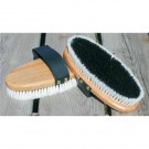Body Brush with Strap Handle
