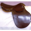 English Crosby Close Contact Saddle
