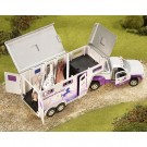 Breyer Horse Crazy Truck and Gooseneck Trailer