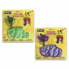 Breyer Saddle and Blanket Assorted