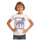 Girl's Rock and Roll Cowgirl T-Shirt