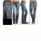 Ladies Rock and Roll Cowgirl Jeans