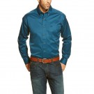 Men's Ariat Solid Poseidon Shirt