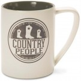 Country People Mug