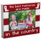 Country Baby Frame
