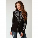 Ladies Roper Old West Western Shirt