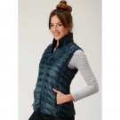 Ladies Roper Down Vest