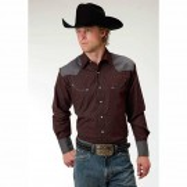 Men's Roper Western Shirt