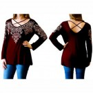 Ladies Liberty Wear Fashion Top