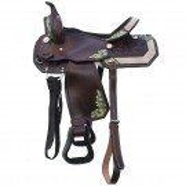 Dale Rodrigez Pleasure Saddle