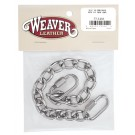 Weaver Curb Chain with Quick Links