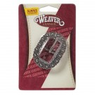 Weaver Antique Nickel Oval Berry 3/4""
