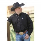 Men's Black Cinch Shirt